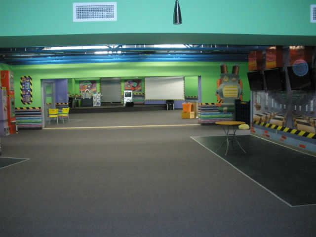 Calvary Cambridge Kids Area
