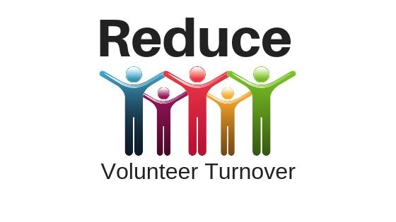 3 things to help reduce volunteer turnover