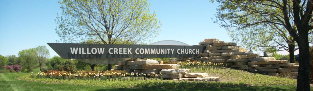 Willow Creek church tour