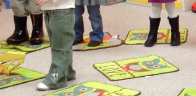 preschool mats