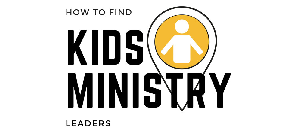 kids ministry leaders