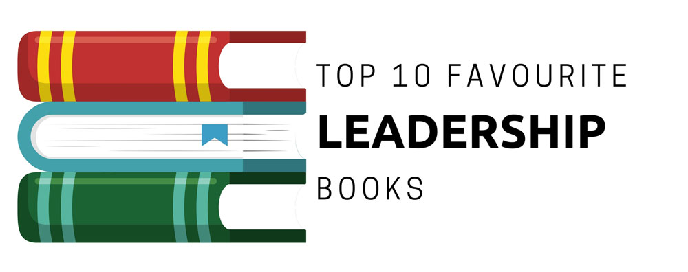 My top 10 leadership books