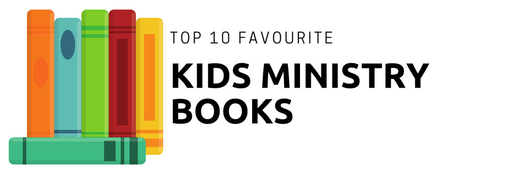 top kidmin books