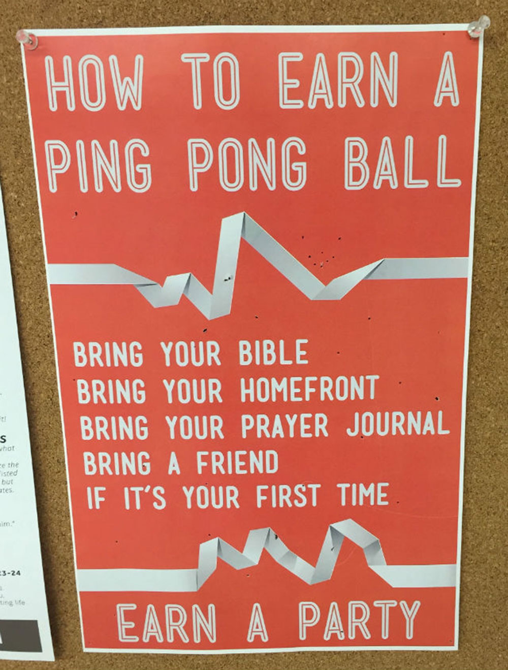 Ping Pong Reward System