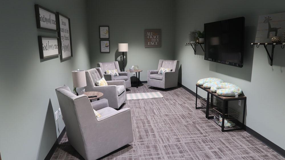 Nursing Mother's Room