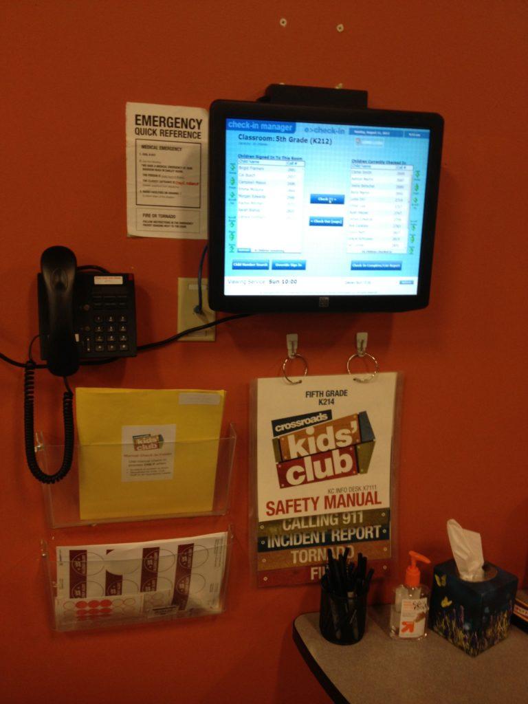 Emergency Info Station