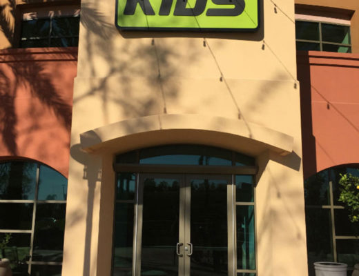 Saddleback Kids Area