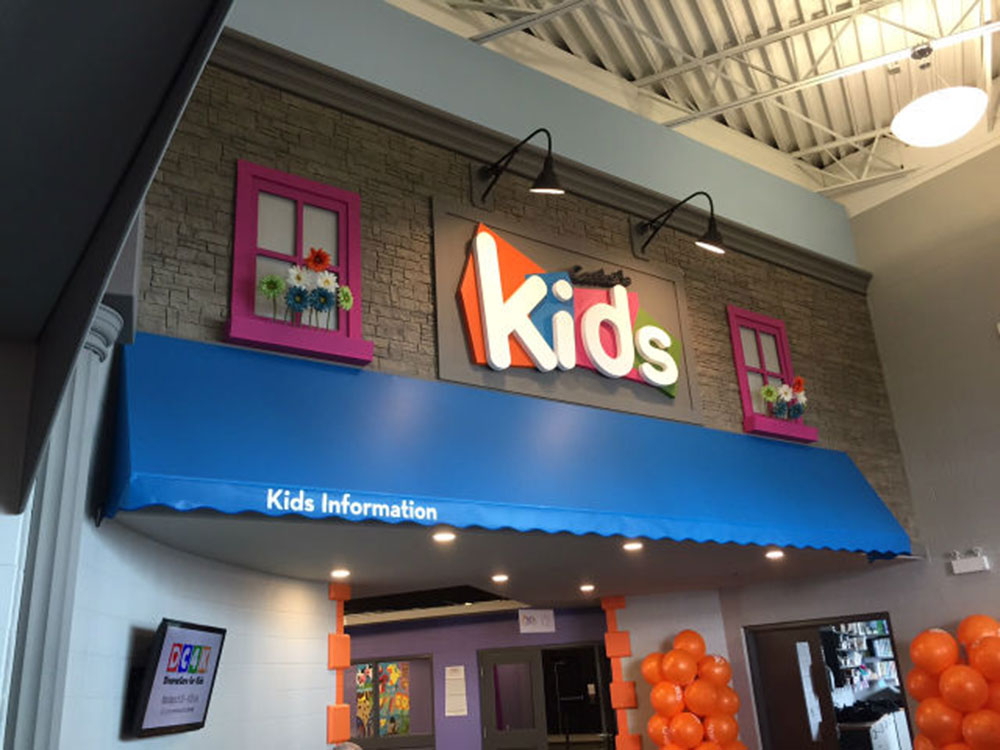 Grand opening ideas for your church kids ministry leadership for The decor store