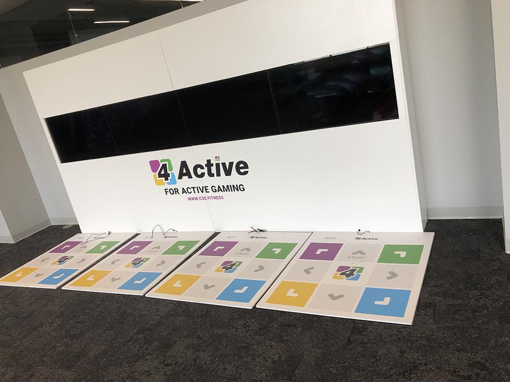 4 Active